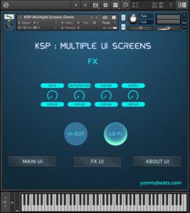 KSP Full UI